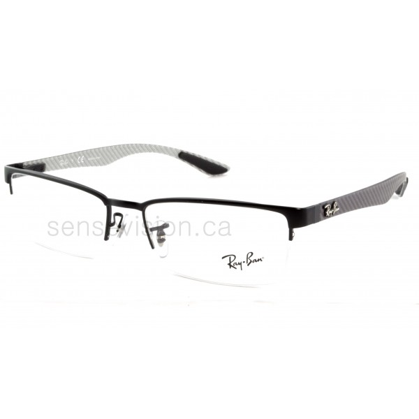 0f56761a2 Ray Ban 8412 Authentic frame plus quality lens for $219