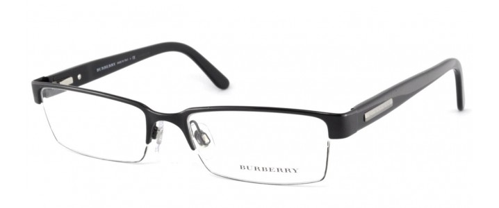 Glasses With No Frame At The Bottom : Burberry 1156