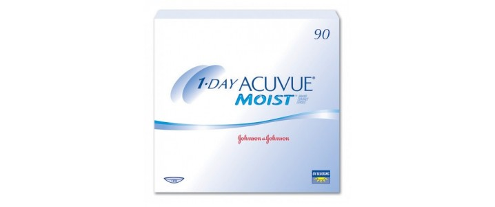 1Day Acuvue Moist 90